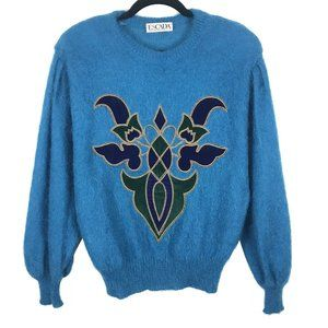 Escada Vintage 80s Made in West Germany Sweater 38